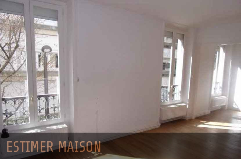 Evaluation appartement